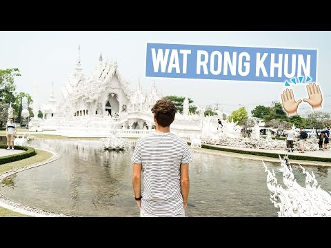 White Temple of Thailand: Wat Rong Khun, Chiang Rai
