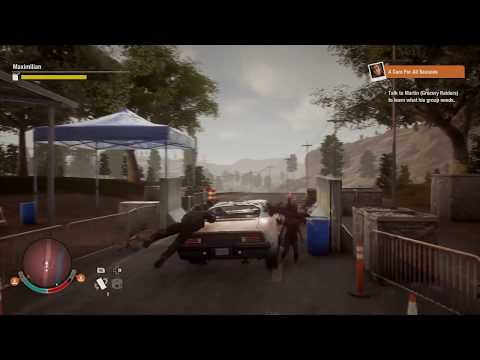 STATE OF DECAY 2 PAX EAST 2018 Trailer - XBOX ONE (#StateofDecay2)