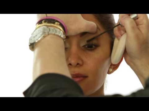 Kim Kardashian Smokey Eye Makeup Tutorial Video by Robert Jones