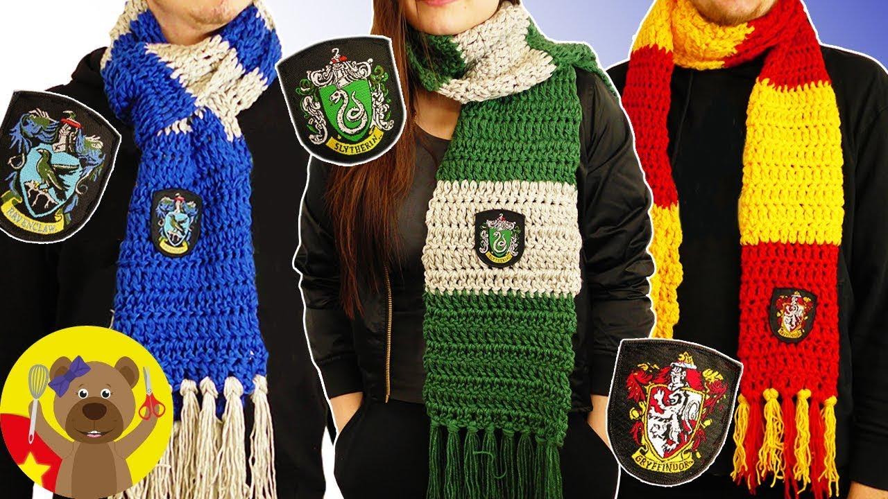 Những Chiếc Khăn Choàng Harry Potter Hogwarts Gryffindor