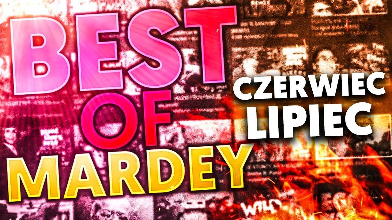BEST OF MARDEY – CZERWIEC/LIPIEC