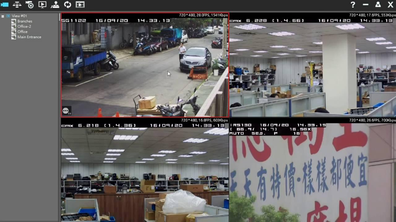 LILIN NVR1400L IP Camera Drivers for Mac Download