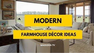50+ Amazing Modern Farmhouse Decor Ideas for Your Room