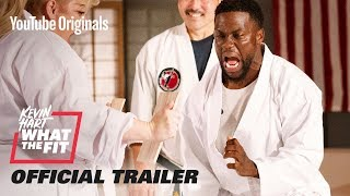 «Kevin Hart: What The Fit» сезон 2, официальный тренер