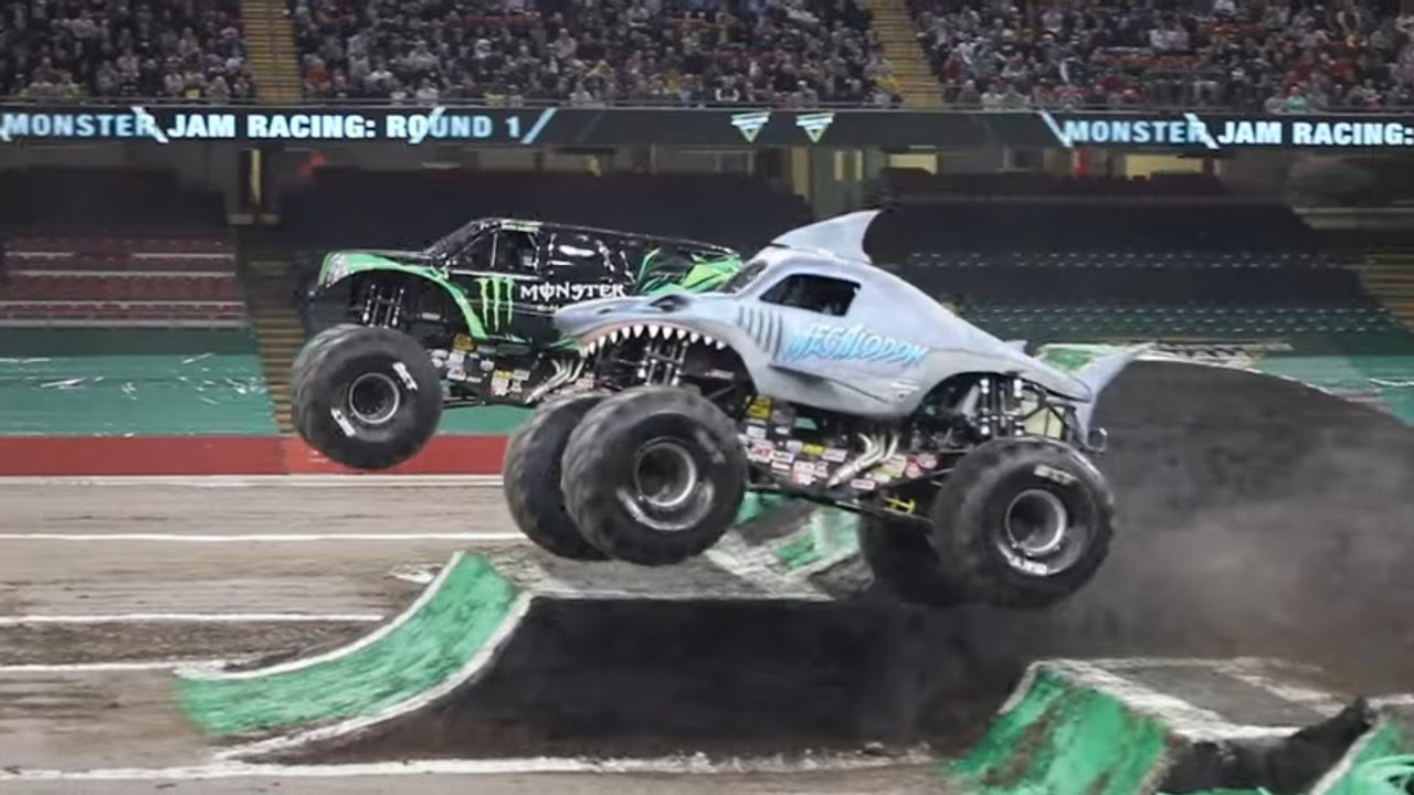 Monster Truck Show 2020.Homepage Monster Jam