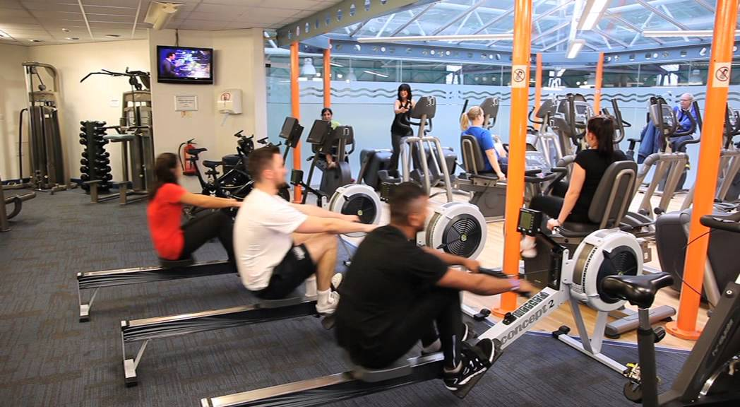 A Tour Of The Leisure Centre Keighley Youtube