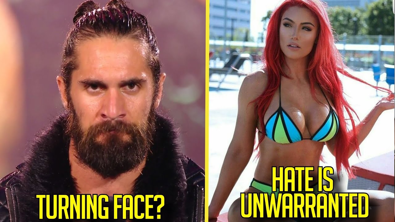 Eva Marie Hate Is UNWARRANTED? Seth Rollins NEEDS TO TURN FACE? Bayley NEEDS A RESET! AEW BACKLASH