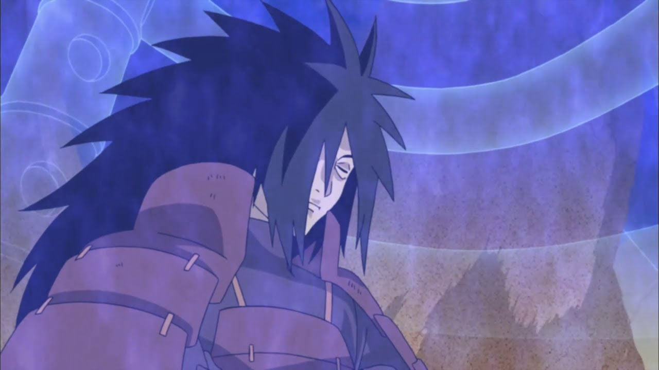 Naruto Shippuden Episode 322 - Uchiha Madara - YouTube