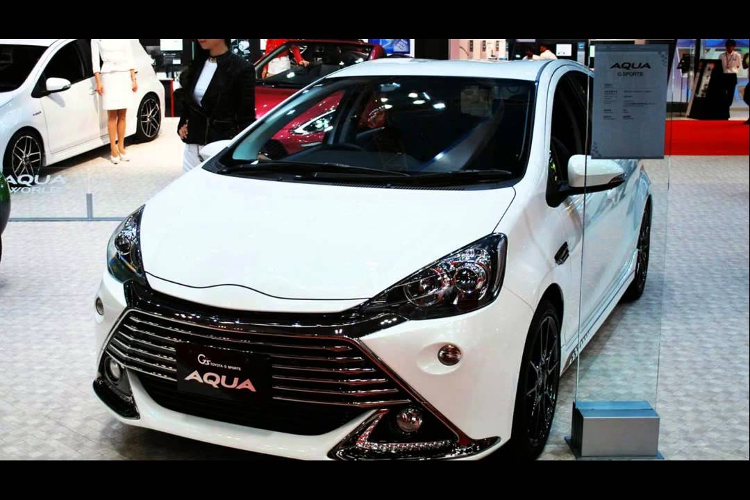Toyota 2015 Model Toyota Aqua G S Concept Youtube