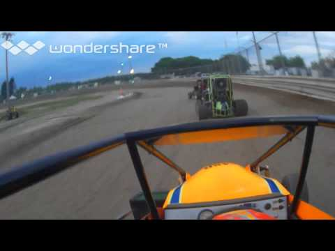 Action cam - Limerock Speedway win#6 6/28/14