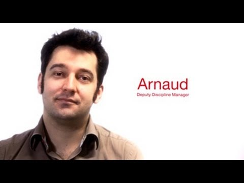 Being 7 - This is my story - Arnaud, Deputy Discipline Manager