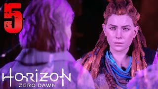 LA MADRE DI ALOY! INCREDIBILE!! - HORIZON ZERO DAWN [Walkthrough Gameplay ITA HD - PARTE 5] PS4 Pro