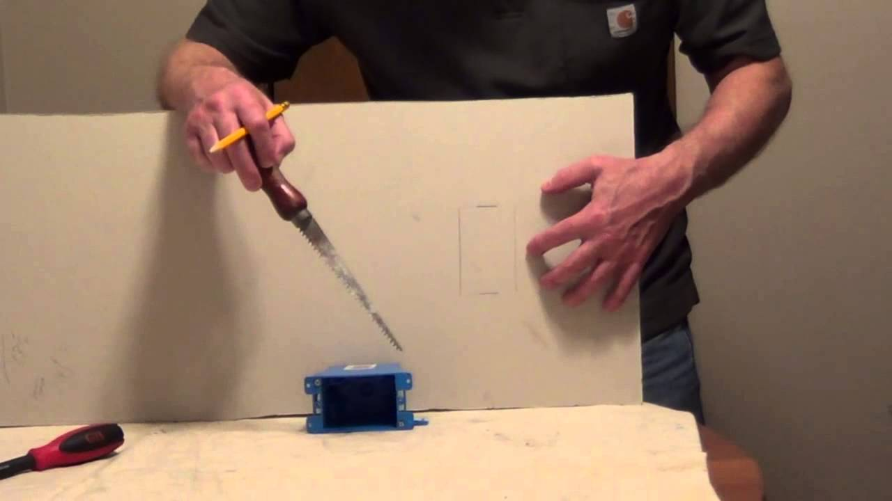 How To Install Old Work Electrical Box Remodeling Box