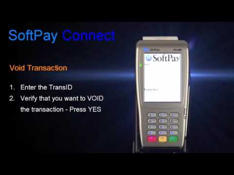 VX 680 SoftPAY Connect Application Overview