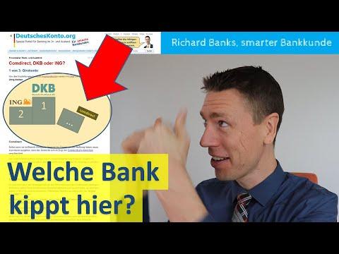 Comdirect, DKB Oder ING (Jahresrück- Und Ausblick)
