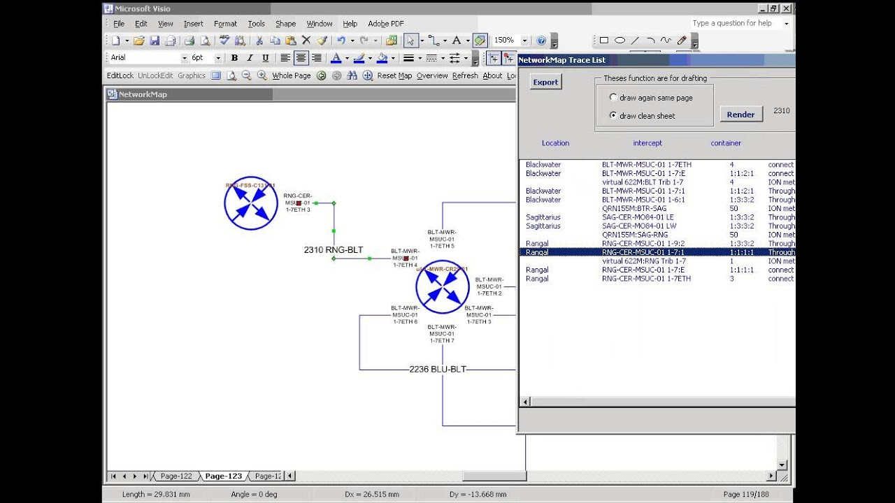 Wiring Diagram In Visio