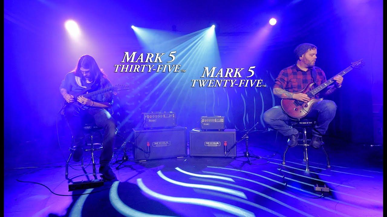 Mesa Boogie Mark 5 35 | MESA/Boogie®