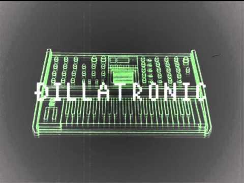 """J-Dilla  """"Dillatronic"""" Full Album 2015"""