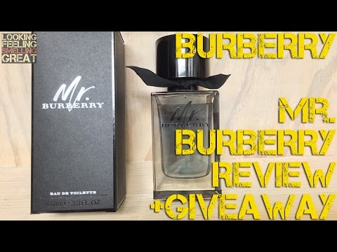 d8f136a78e Mr. Burberry by Burberry Review | FRAGRANCE REVIEW - YouTube