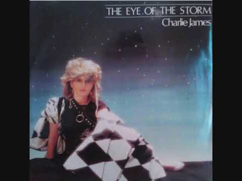 """Charlie James """"In the eye of the storm"""" 1984"""