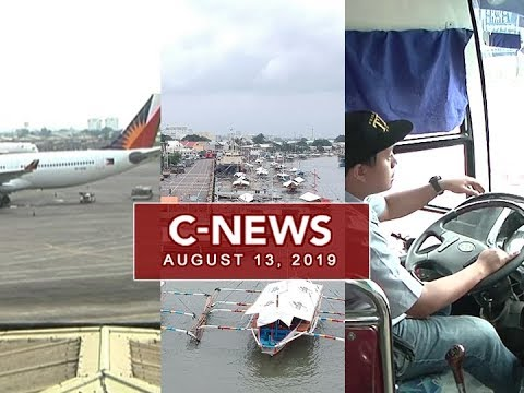 UNTV: C-News (August 13, 2019)