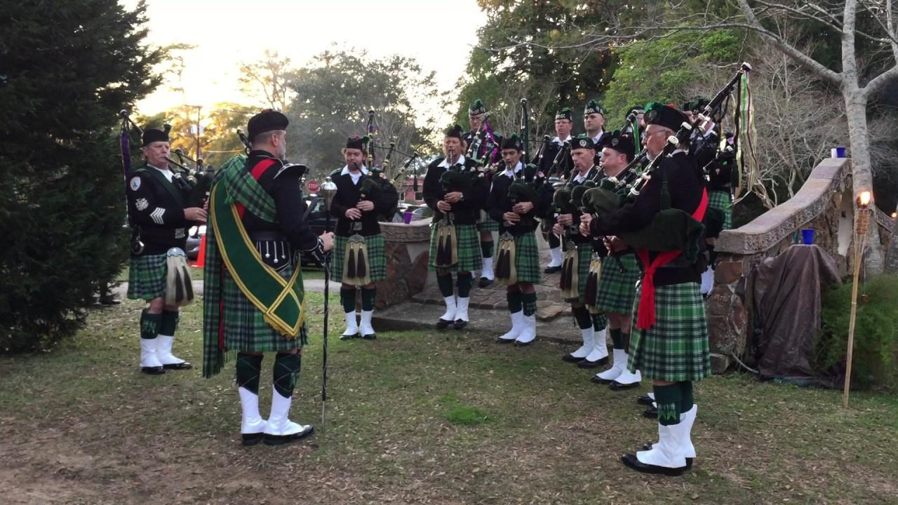 """McGuire's Pipe Band's signature """"Three Tune Irish Set"""" at ..."""