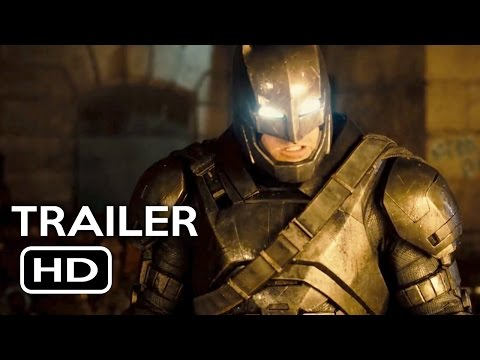 Batman v Superman: Dawn of Justice Official Final Trailer (2016) Ben Affleck Superhero Movie HD
