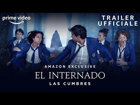 EL INTERNADO: LAS CUMBRES - TRAILER UFFICIALE | AMAZON PRIME VIDEO
