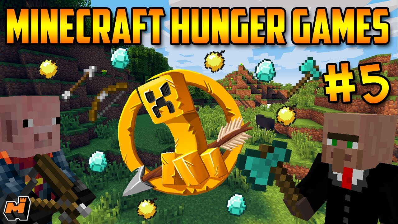 BALLS OF LUCK | Minecraft Hunger Games #5 w/ Vgg Master