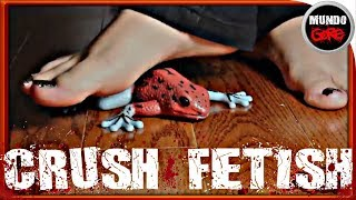 La Terrible Practica Del ''Crush Fetish'' - Mundo Gore