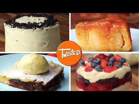 10 Delicious And Impressive Desserts