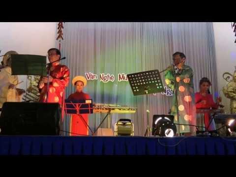 Lưu Thủy - Kim Tiền - Xuân Phong - Long Hổ (Nhạc Cung Đình Huế - VN Court Music) - Ban Nhạc Hoa Đăng