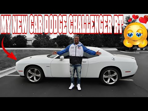 MY NEW DODGE CHALLENGER\RT AND HERES Y I GOT IT