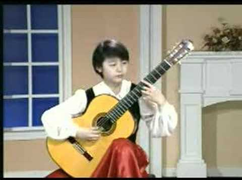Li Jie - Vals No 4 (Barrios)