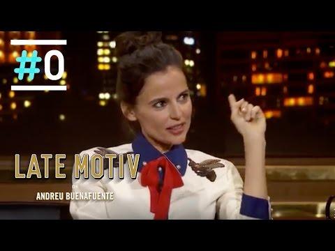 Late Motiv: Entrevista a Elena Anaya LateMotiv103  0