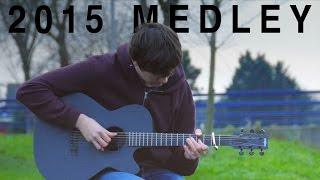 2015 Medley - Eddie van der Meer [Fingerstyle Guitar]