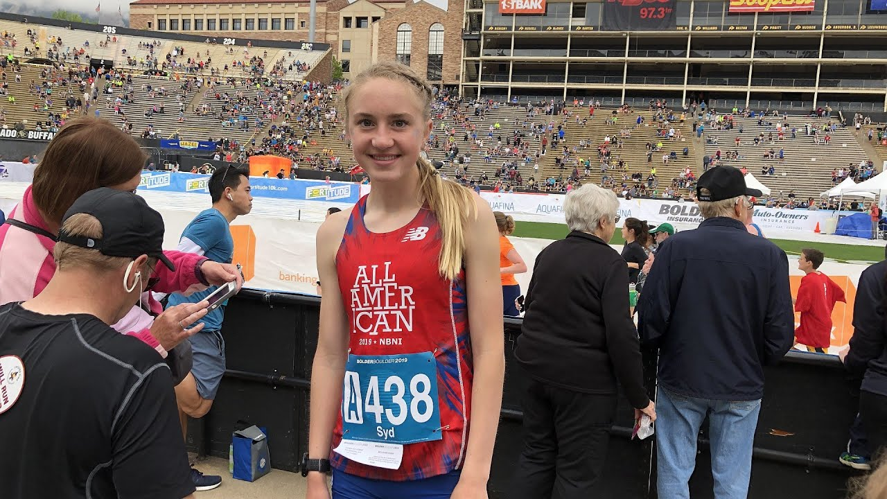 Sydney Thorvaldson - Nation's Top Prep Runner