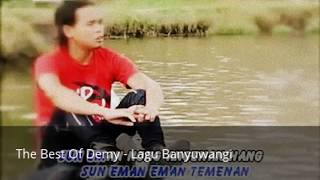 SUN EMAN - The Best of Demy Colection - Lagu Banyuwangi