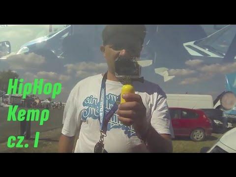 Podróże z Proceentem - Hip Hop Kemp 2016 cz.1