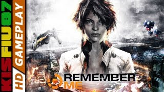 """Remember Me - PC Gameplay """"First Look"""" (HD)"""