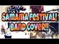 サママ・フェスティバル!- Mrs.GREEN APPLE【Band cover!!】
