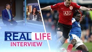 LINVOY PRIMUS (Premiership Footballer) - Real Life Series - Full Interview