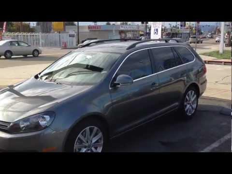 2012 Volkswagen Jetta Wagon TDI Window UV Protection Beverly Hills, CA