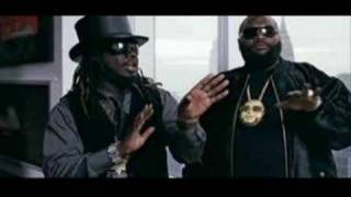 rick ross t-pain - im the biggest boss