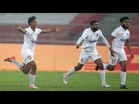ISL: 10-man Delhi Dynamos snatch fighting draw against Atletico de Kolkata