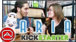 Unboxing ~ ARIA The ANIMATION ~ RightStuf Kickstarter Fulfillment Bundle!!