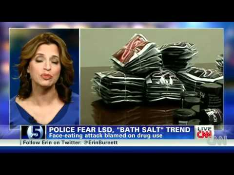 Miami News May 29th 2012 - Attack Fueled By Bath Salts - YouTube