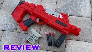 [REVIEW] BoomCo Halo M7 SMG Blaster Unboxing, Review, & Firing Test