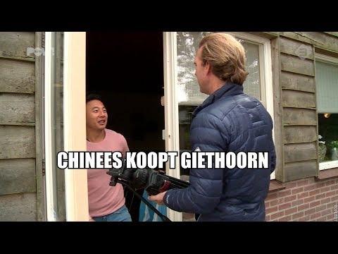 Chinees koopt Giethoorn