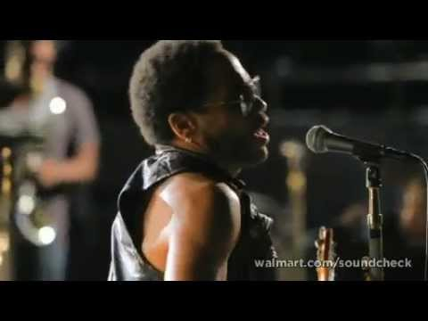 Lenny Kravitz - Let Love Rule (SoundCheck Walmart 2011)